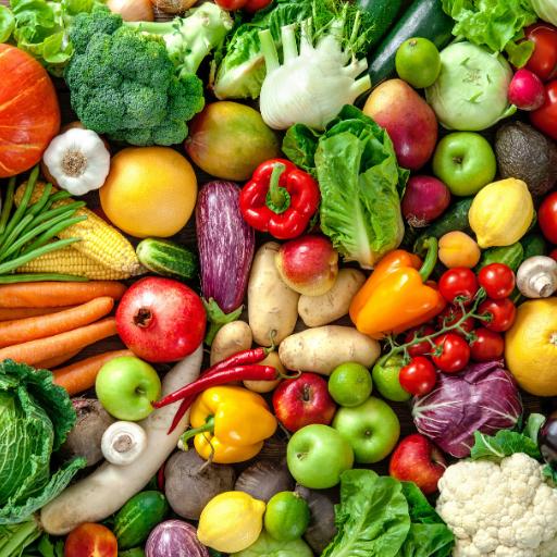 owoce i warzywa