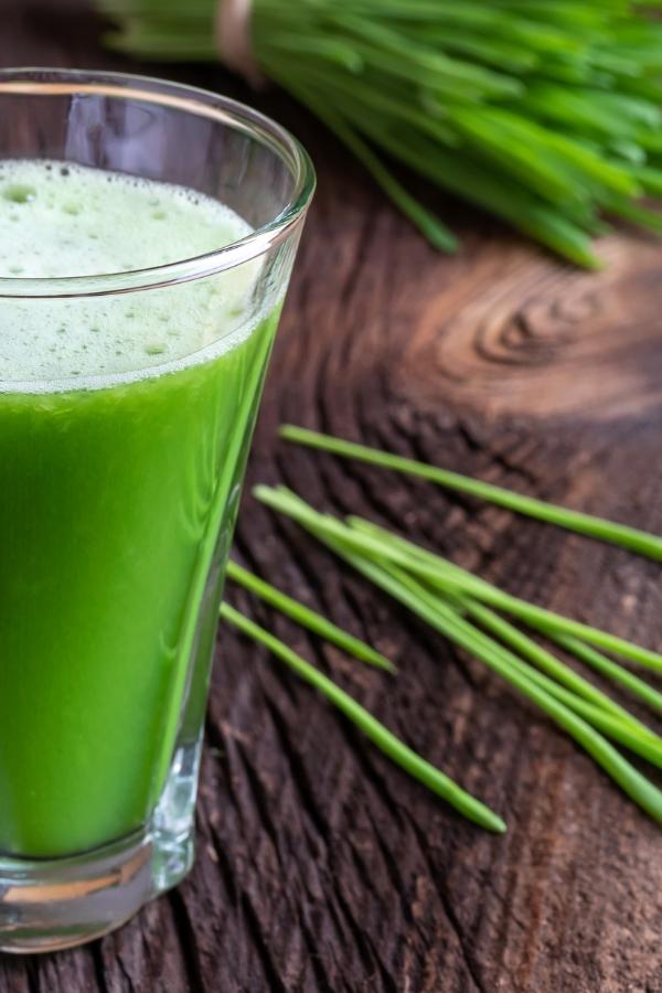 sok z jęczmienia zielonego
